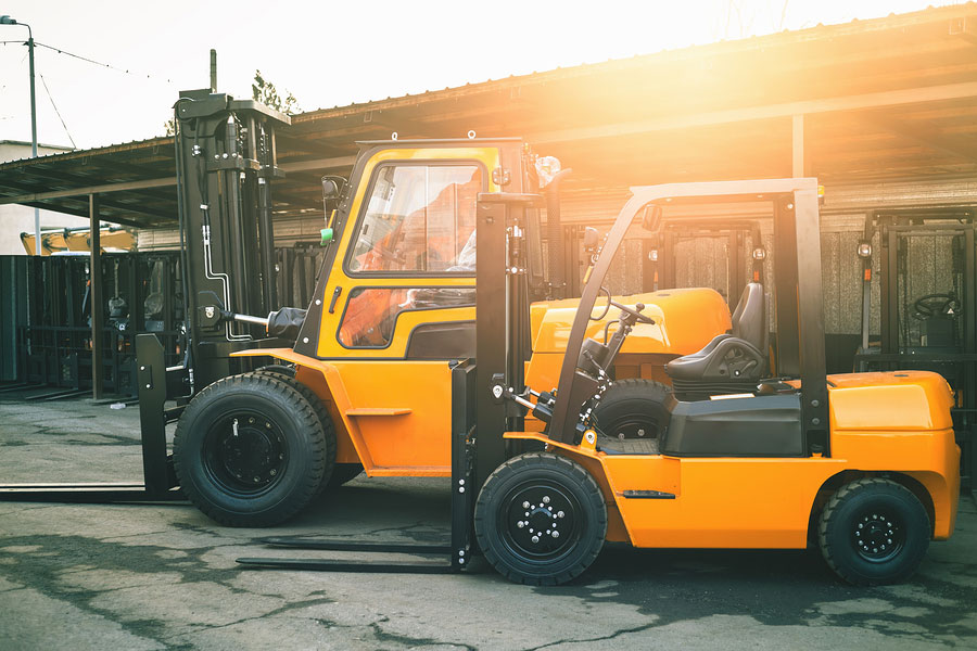 Bright Forklifts