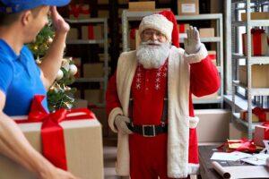 Santas Warehouse