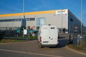 Amazon Warehouses