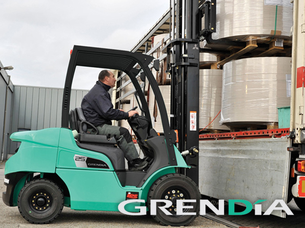 Grendia Forklifts