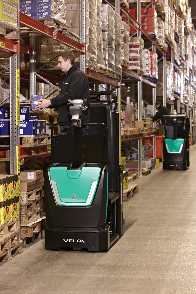 Warehouse Equipment Hire
